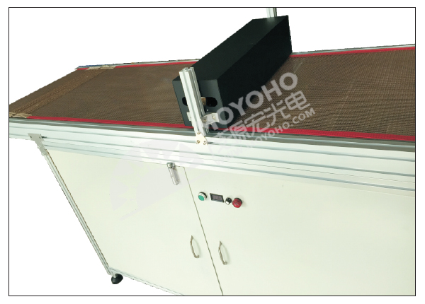UV Led 固化炉 UV light curing oven