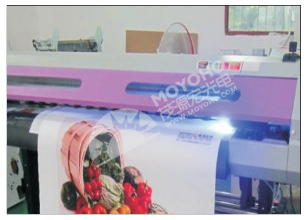喷绘印刷实例 Printing Uv Application