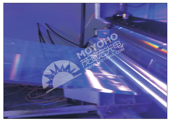涂布实例 Coating Machine Uv Application